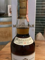 Macallan 18 Jahre Sherry Whisky