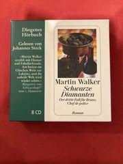 Hoerbuch Martin Walker Schwarze Diamanten