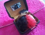 Kosmetik -oder Schmuckkoffer mit 11
