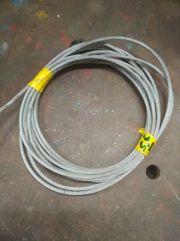 Fein gedrilltes Stahlseil 4 mm