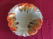 Deko-Schale Obstschale aus Porzellan