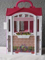 Barbie Spielhaus