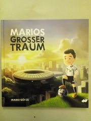 Marios großer Traum Kinderbuch