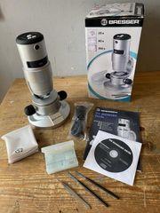 Bresser USB Digital-Mikroskop 20-350 fache