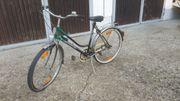 Fahrrad Bavaria grün