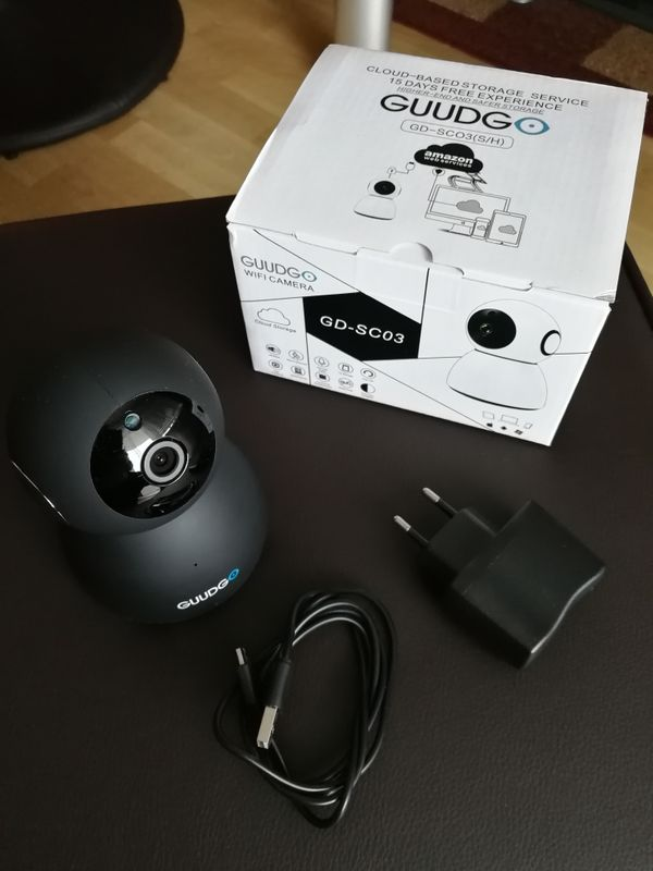 WiFi Überwachungs Camera neu
