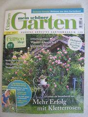 Magazin mein schöner Garten Juni 2021
