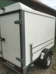 Koffer Anhänger Böckmann 1300 kg