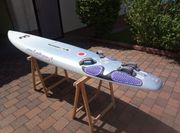 Surfausrüstung komplett