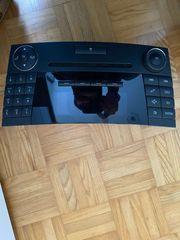 Mercedes W211 radio