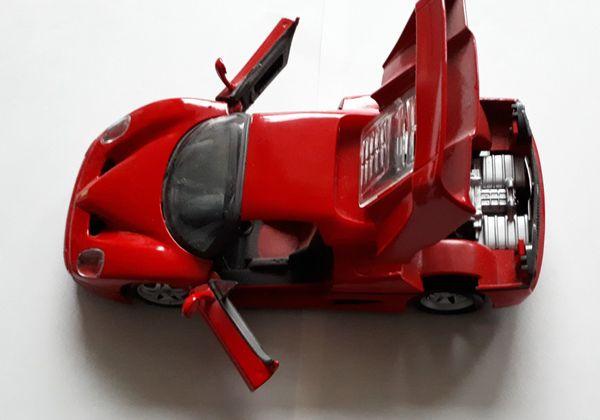 Ferrari F50 Coupe Rot 1996-1997 -