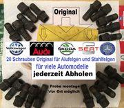 Radschrauben AUDI VW SEAT SKODA