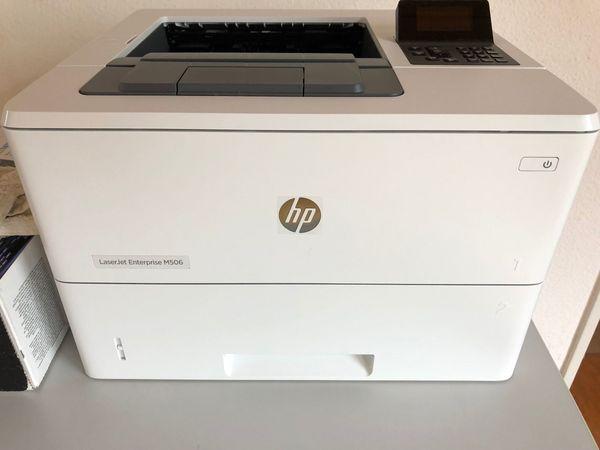 hp LaserJet Enterprise M506 Drucker