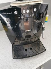 Siemens Kaffeevollautomat Surpresso Compact