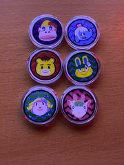 Animal Crossing Amiibo Sanrio coins