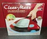 Cleamaxx Milben-Handstaubsauger mit UV-C-Licht 400W