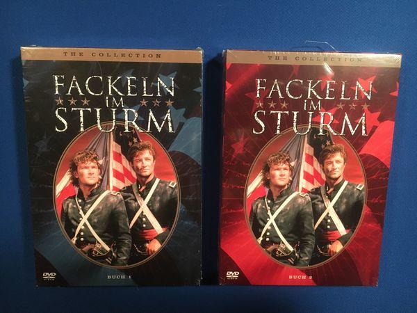 6 DVDs Fackeln im Sturm