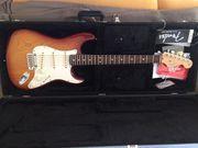 Fender AM Pro Strat Ash