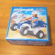 Playmobil City Action 3655 Polizei
