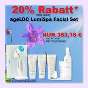 ageLOC Lumi Spa Facial Set - Nuskin