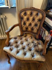 Chippendale Sessel Stuhl - sehr gut