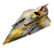 Star Wars - HASBRO- JEDI Starfighter