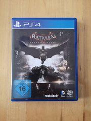 Batman Spiel für PS4
