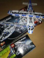Lego Flieger Teilweise Elektrisch mit