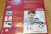 Studien-Mikroskop 25x -1 600x inkl