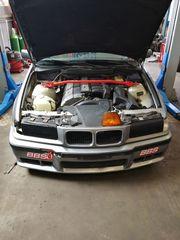 BMW E36 325i E34 525i