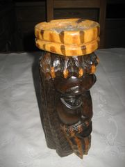 Afrika Figur aus Holz Holzfigur