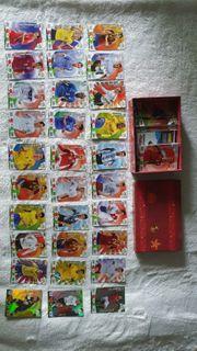 Sport Sammelkarten ca 160-200 Karten