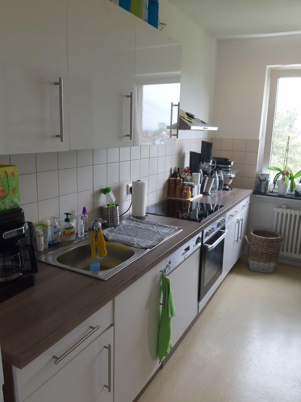 Neuwertige und kaum genutzte Küche