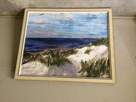 Öl-Gemälde Bilder Kunstdruck Relief: Kleinanzeigen aus Vilshofen - Rubrik Kunst, Gemälde, Plastik