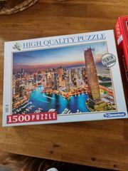 Puzzle je 1500 Teile