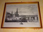 2 Kunstdrucke von Bernardo Bellotto