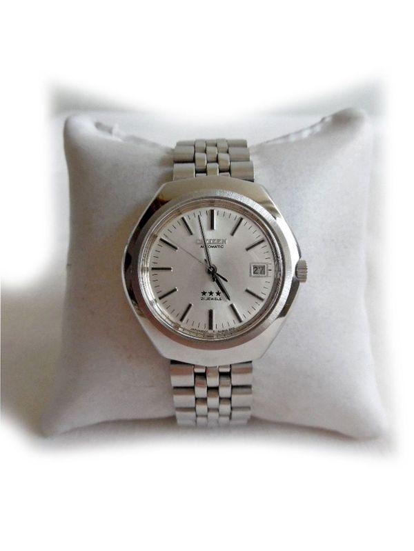 Armbanduhr von Citizen Automatic