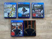 PS4 Spiele - Divers