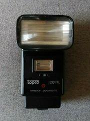 Blitzgerät Topca - 330 TTL Aufsteckblitz