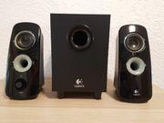 Logitech Speaker Lautsprecher System Z232