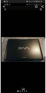 Laptop Sony Vaio Black