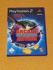 PS2 Spiel 30 Arcade Action