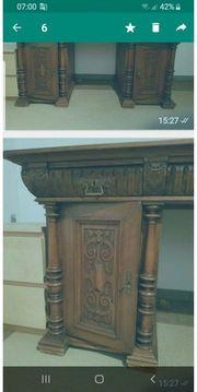 Holztisch 2m sehr schön