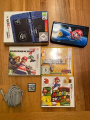 Nintendo New 3DS XL - inkl