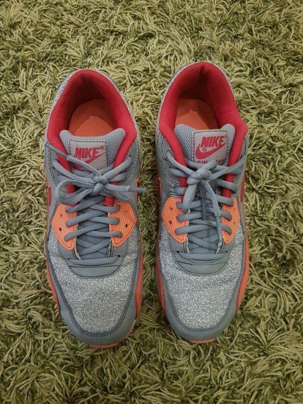 Nike Air Max Größe 40,5 in Kirrweiler Schuhe, Stiefel