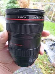 Canon EF 24-105 L IS