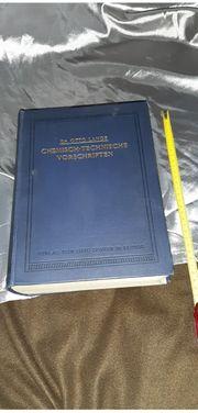 Chemisch-Technische Vorschriften