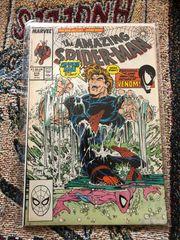Amazing Spider-Man 315 Venoms Return