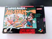 Super Nintendo SNES Super Mario