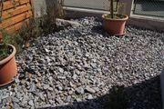 Gabionensteine Bruchsteine Gartensplit